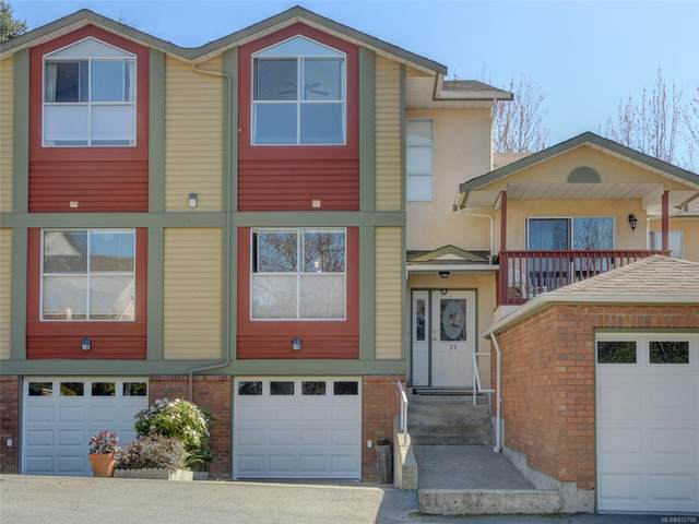 4560 West Saanich Rd #17, Saanich, BC V8Z 3G4 (MLS #872709) :: Pinnacle Homes Group