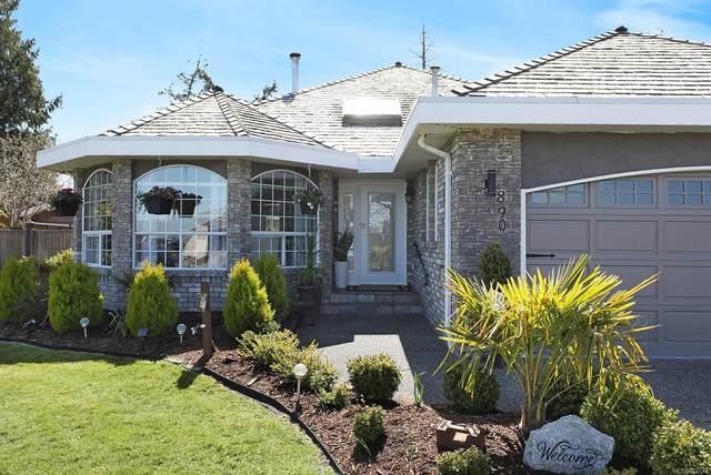 890 Fairways Dr, Qualicum Beach, BC V9K 2J1 (MLS #872716) :: Call Victoria Home