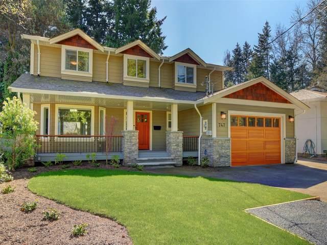 747 Haliburton Rd, Saanich, BC V8Y 1H7 (MLS #872726) :: Call Victoria Home
