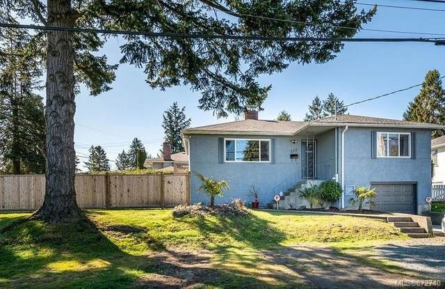 543 Whiteside St, Saanich, BC V8Z 1Y3 (MLS #872740) :: Call Victoria Home