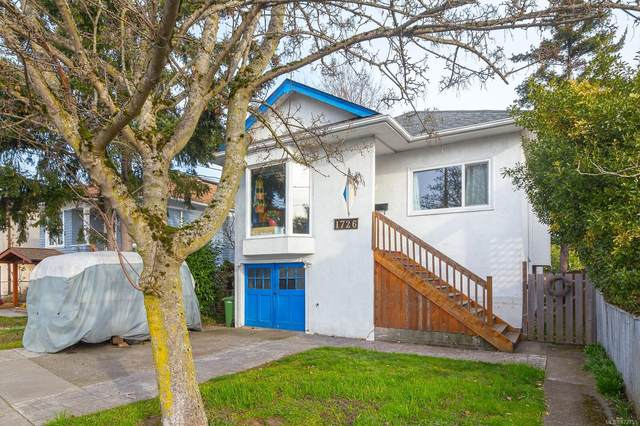 1726 Bay St, Victoria, BC V8R 2L1 (MLS #872751) :: Day Team Realty