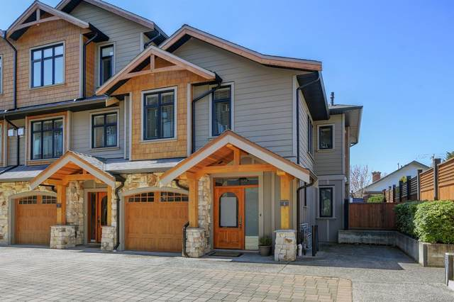 2622 Shelbourne St #4, Victoria, BC V8R 4L9 (MLS #872786) :: Day Team Realty