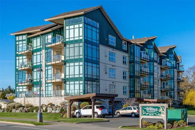 2676 South Island Hwy #306, Campbell River, BC V9W 1C7 (MLS #872806) :: Call Victoria Home