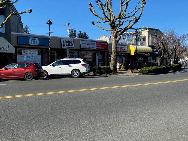 1066 1074 Shoppers Row, Campbell River, BC V9W 2C6 (MLS #872843) :: Call Victoria Home