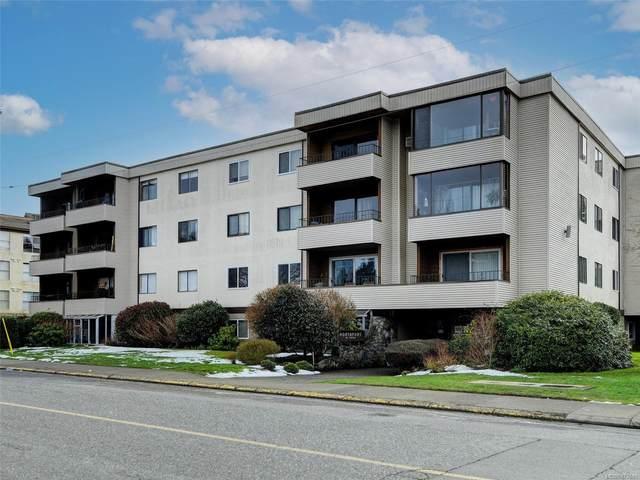 1571 Mortimer St #404, Saanich, BC V8P 3A7 (MLS #872846) :: Call Victoria Home