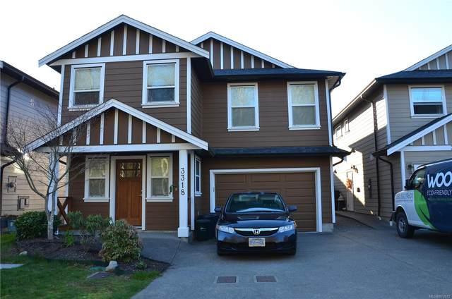 3318 Hazelwood Rd, Langford, BC V8L 2A0 (MLS #872872) :: Pinnacle Homes Group