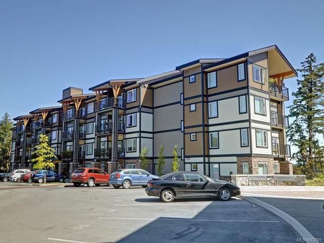 290 Wilfert Rd #403, View Royal, BC V9C 0H6 (MLS #872885) :: Call Victoria Home