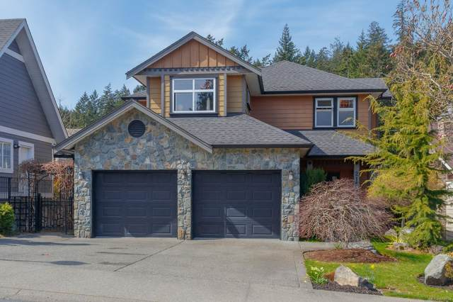 2154 Stone Gate, Langford, BC V9B 6R5 (MLS #872894) :: Call Victoria Home