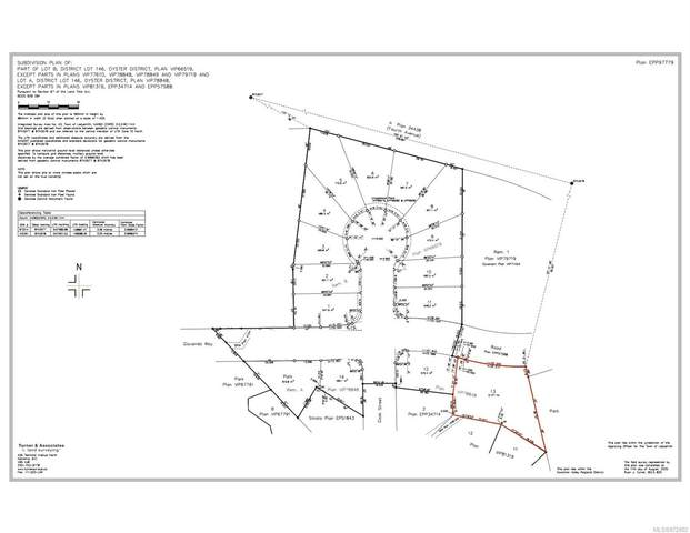 Lot 13 Cook St, Ladysmith, BC V9G 1P8 (MLS #872902) :: Call Victoria Home