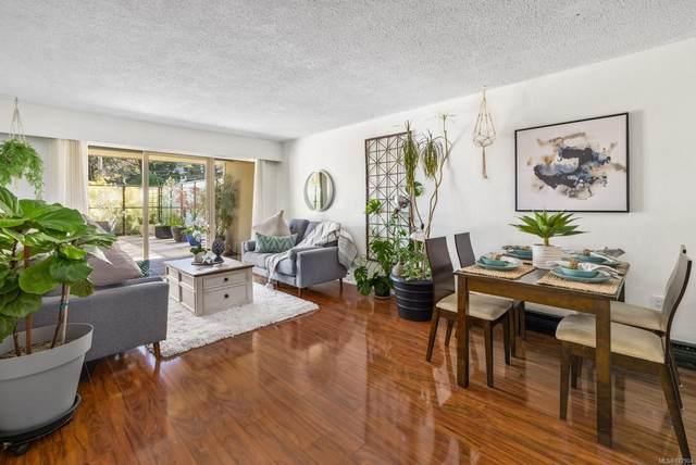 1545 Pandora Ave #107, Victoria, BC V8R 6R1 (MLS #872904) :: Pinnacle Homes Group