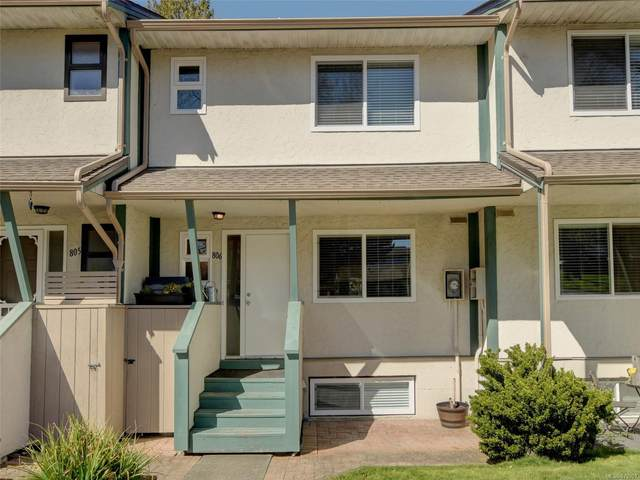 640 Broadway St #806, Saanich, BC V8Z 2G4 (MLS #872907) :: Pinnacle Homes Group