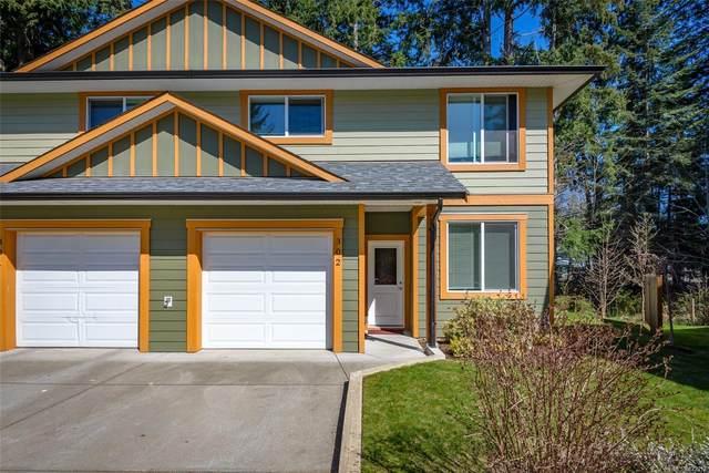 1577 Dingwall Rd #302, Courtenay, BC V9N 3S8 (MLS #872912) :: Call Victoria Home