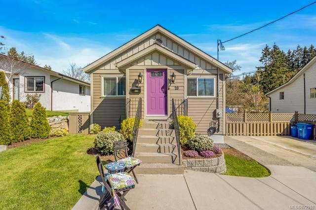 20 Durham St, Nanaimo, BC V9R 1V5 (MLS #872918) :: Call Victoria Home