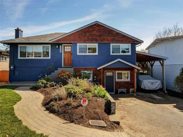 1025 Nicholson St, Saanich, BC V8X 3L3 (MLS #872923) :: Call Victoria Home