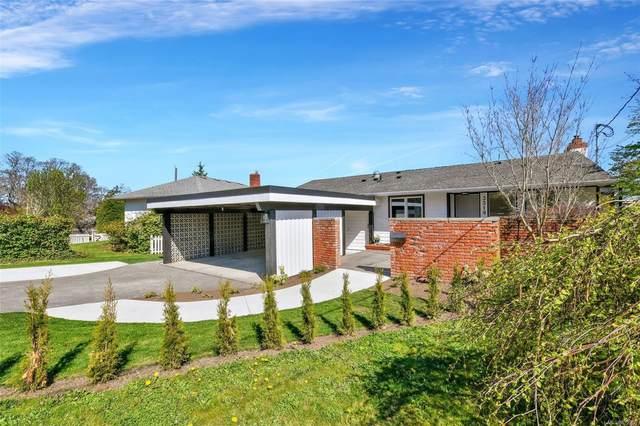 3319 Fircrest Pl, Saanich, BC V8P 4B4 (MLS #872959) :: Pinnacle Homes Group