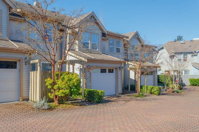 3947 Cedar Hill Cross Rd #7, Saanich, BC V8P 2N5 (MLS #872971) :: Pinnacle Homes Group