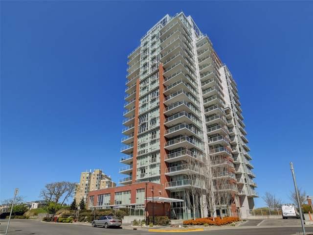 83 Saghalie Rd #1009, Victoria, BC V9A 0E7 (MLS #872987) :: Call Victoria Home