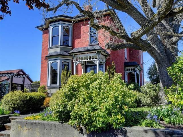303 Langford St, Victoria, BC V9A 3C1 (MLS #872989) :: Call Victoria Home