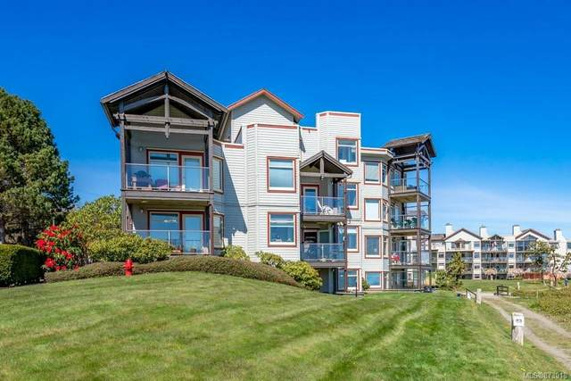 27 Island Hwy S #1403, Campbell River, BC V9W 1A2 (MLS #873018) :: Call Victoria Home