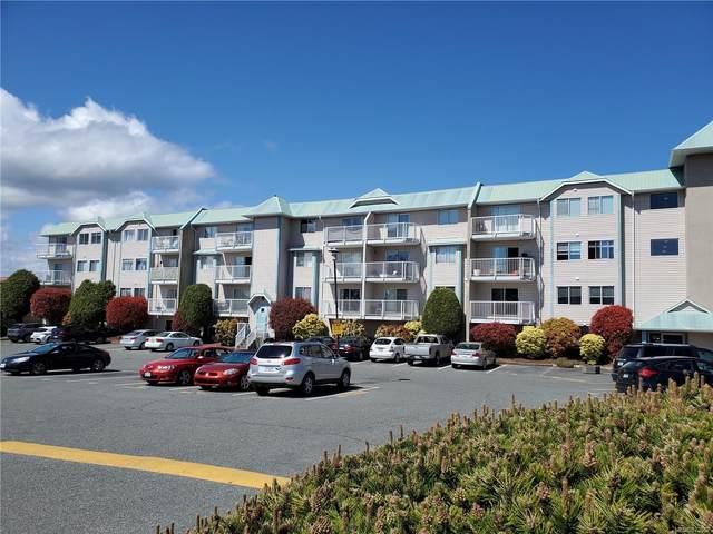 3185 Barons Rd #406, Nanaimo, BC V9T 5T3 (MLS #873067) :: Call Victoria Home