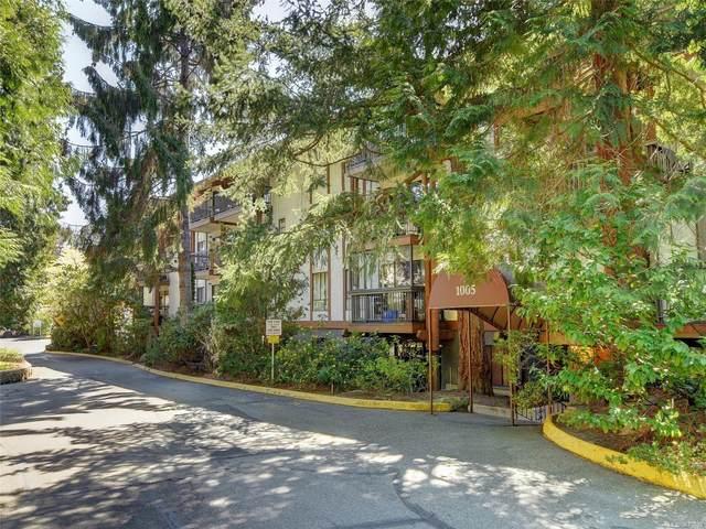 1005 Mckenzie Ave #402, Saanich, BC V8X 4A9 (MLS #873070) :: Pinnacle Homes Group