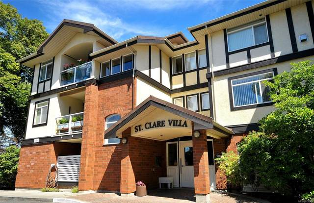 2045 Carrick St #307, Oak Bay, BC V8R 2M5 (MLS #873088) :: Call Victoria Home