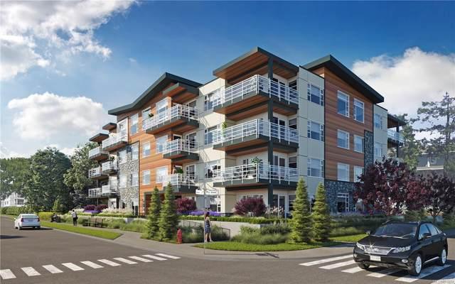 9861 Third St #203, Sidney, BC V8L 3A5 (MLS #873093) :: Call Victoria Home