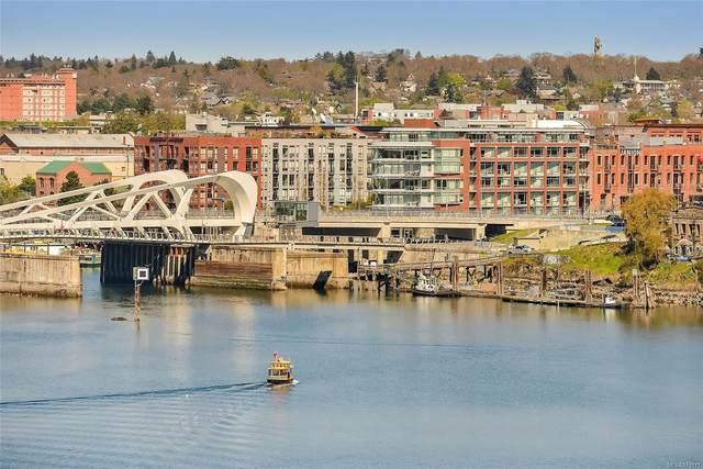 225 Belleville St #811, Victoria, BC V8V 4T9 (MLS #873111) :: Call Victoria Home
