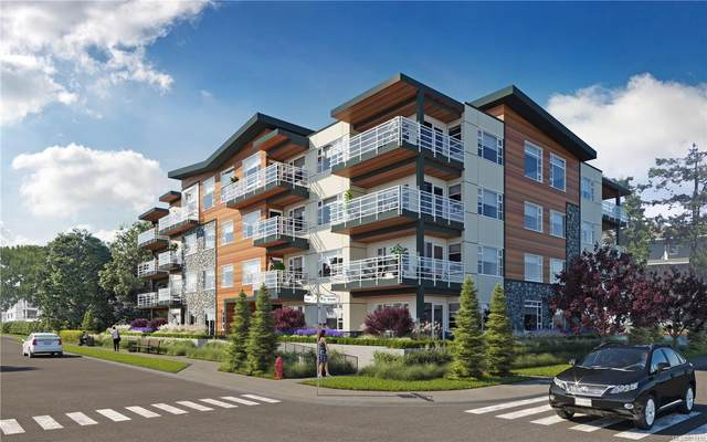 9861 Third St #205, Sidney, BC V8L 3A5 (MLS #873115) :: Call Victoria Home