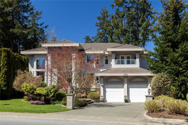 4638 Boulderwood Dr, Saanich, BC V8Y 3G5 (MLS #873130) :: Day Team Realty