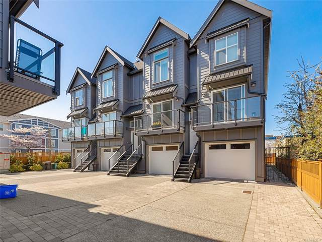 540 Franklyn St #106, Nanaimo, BC V9R 2X9 (MLS #873147) :: Call Victoria Home