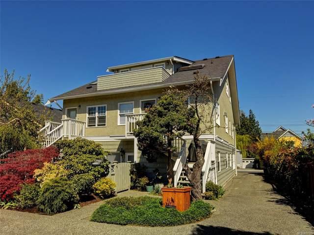 1353 Grant St #4, Victoria, BC V9K 2G2 (MLS #873165) :: Call Victoria Home