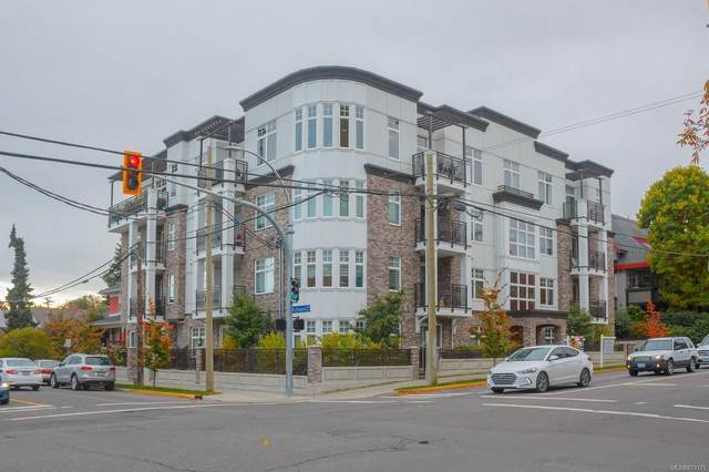 1765 Oak Bay Ave #204, Victoria, BC V8R 1B8 (MLS #873175) :: Call Victoria Home