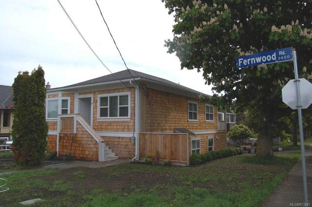2403 Fernwood Rd, Victoria, BC V8T 2Z6 (MLS #873241) :: Call Victoria Home