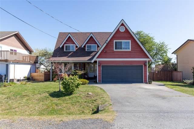 2812 Gorge Vale Pl, Nanaimo, BC V9T 3E3 (MLS #873256) :: Call Victoria Home