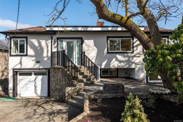757 Monterey Ave, Oak Bay, BC V8S 4V1 (MLS #873267) :: Day Team Realty