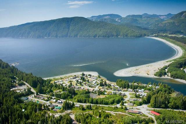 4 Beachview Rise Lot 4, Port Renfrew, BC V0S 1K0 (MLS #873271) :: Day Team Realty