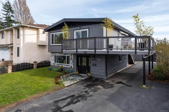 975 Darwin Ave, Saanich, BC V8X 2X8 (MLS #873281) :: Call Victoria Home