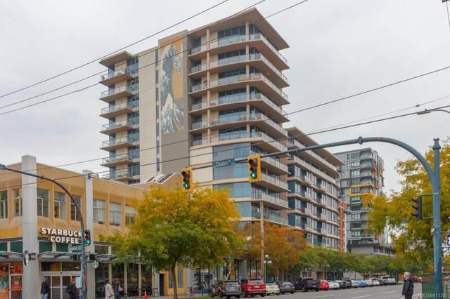 845 Yates St #209, Victoria, BC V8P 5M8 (MLS #873301) :: Call Victoria Home