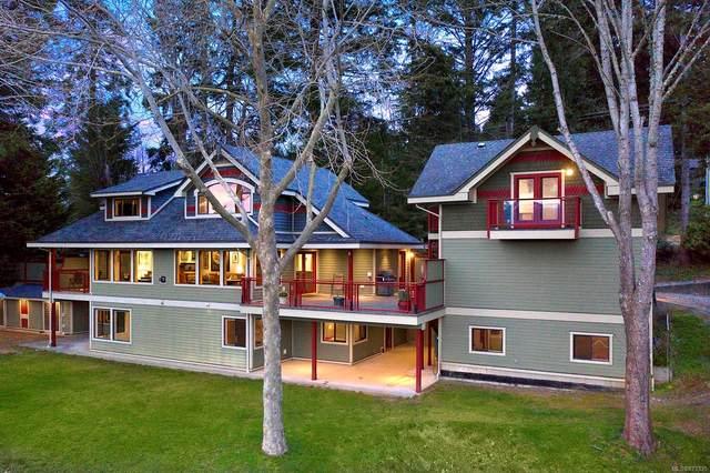 2835 Back Rd, Courtenay, BC V9N 9G9 (MLS #873335) :: Call Victoria Home