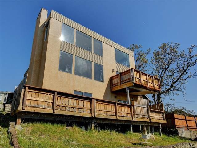 909 Wollaston St, Esquimalt, BC V9A 5B1 (MLS #873337) :: Call Victoria Home
