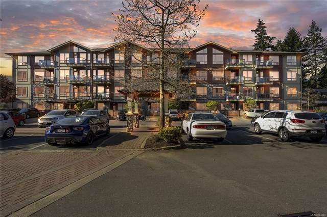 825 Goldstream Ave #412, Langford, BC V9B 2X8 (MLS #873348) :: Call Victoria Home