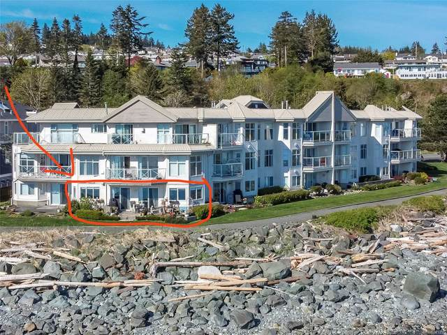 87 Island Hwy S #109, Campbell River, BC V9W 1A2 (MLS #873355) :: Call Victoria Home