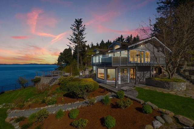 660 Lands End Rd, North Saanich, BC V8L 5K9 (MLS #873359) :: Call Victoria Home