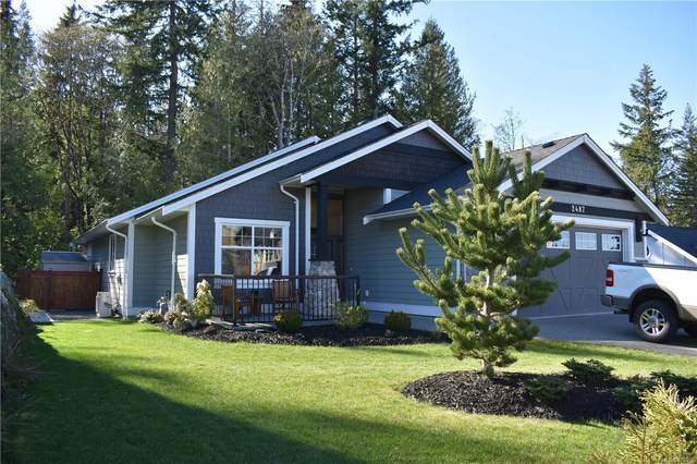 2487 Blairgowrie Rd, Mill Bay, BC V0R 2P1 (MLS #873392) :: Call Victoria Home