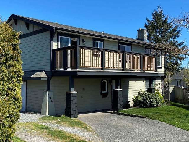 694 Peto Crt, Saanich, BC V8Z 7B2 (MLS #873408) :: Call Victoria Home
