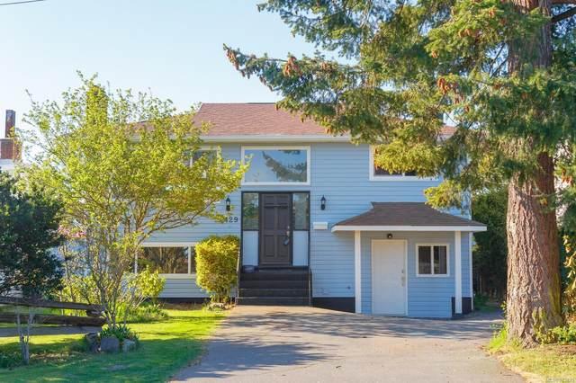 2129 Malaview Ave, Sidney, BC V8L 2E5 (MLS #873421) :: Call Victoria Home