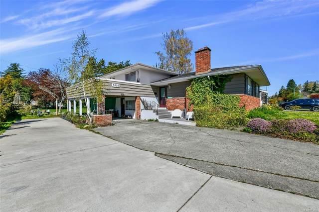 3492 Henderson Rd, Oak Bay, BC V8P 5A9 (MLS #873424) :: Call Victoria Home