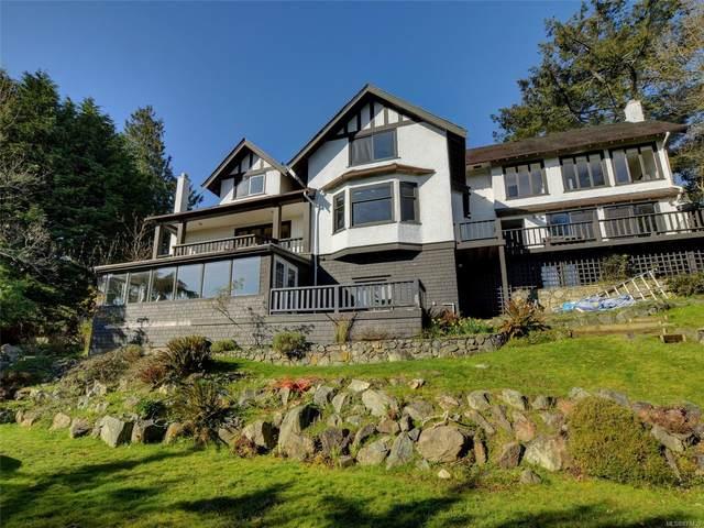 24 Sylvan Lane, Oak Bay, BC V8S 2K8 (MLS #873439) :: Call Victoria Home