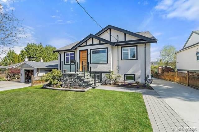 2941 Donald St, Saanich, BC V9A 1X9 (MLS #873450) :: Call Victoria Home